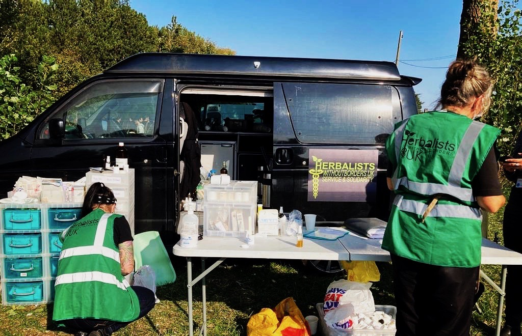 Mobile Herbal Clinic